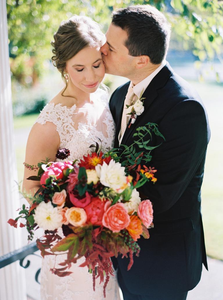 Vibrant Autumnal Wedding | Seattle Wedding Photography