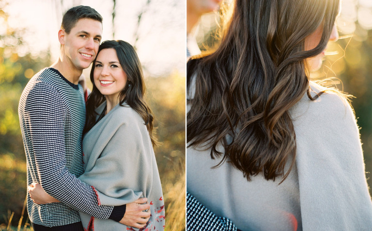 Discovery Park Engagement Session by Anna Peters Photography