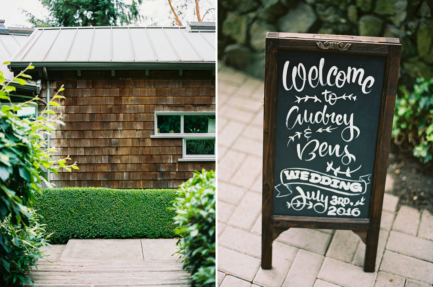 Details at a classic Kiana Lodge wedding captured by top Seattle wedding photographer Anna Peters