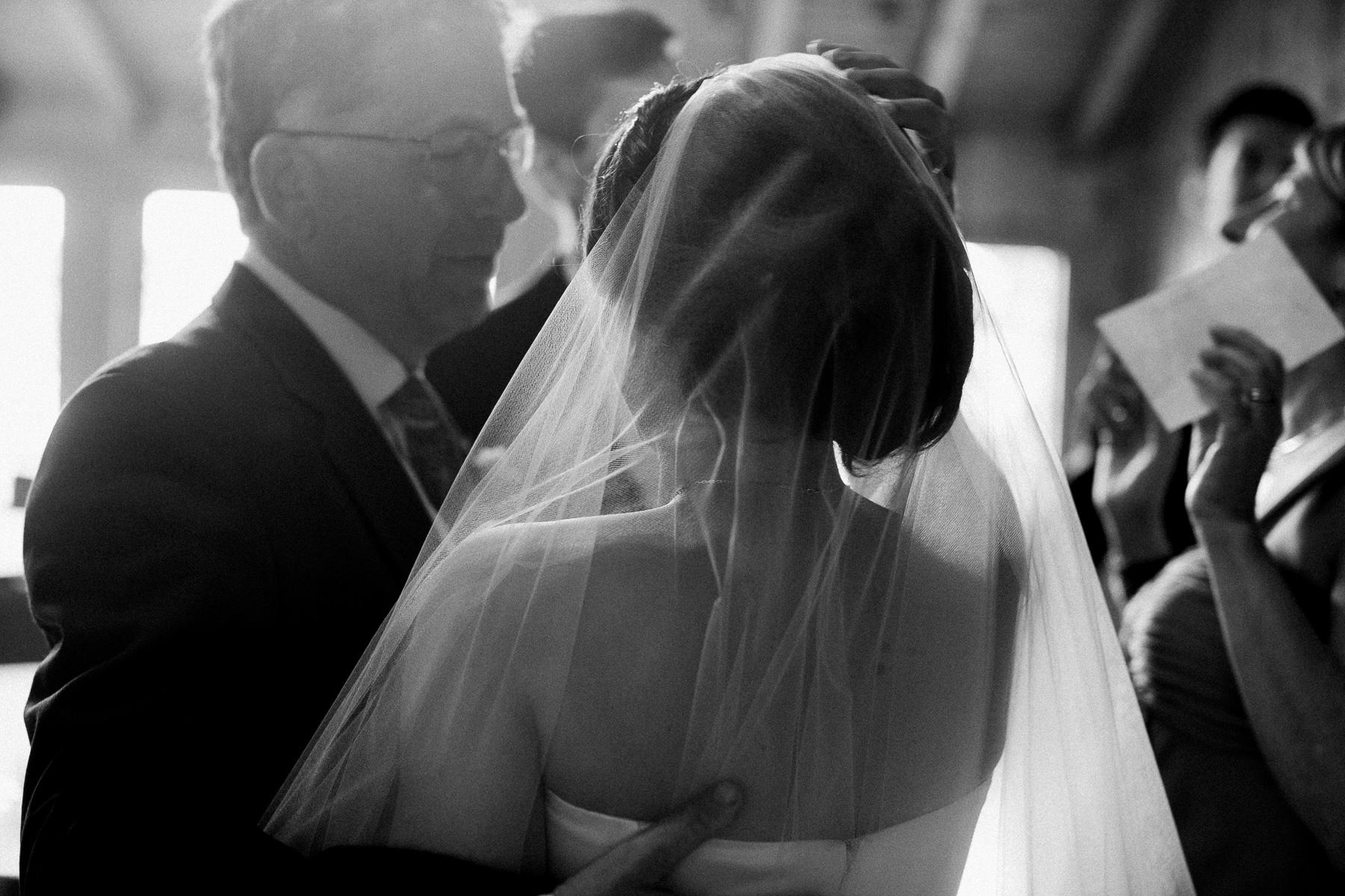 Candid moments at an elegant Kiana Lodge wedding