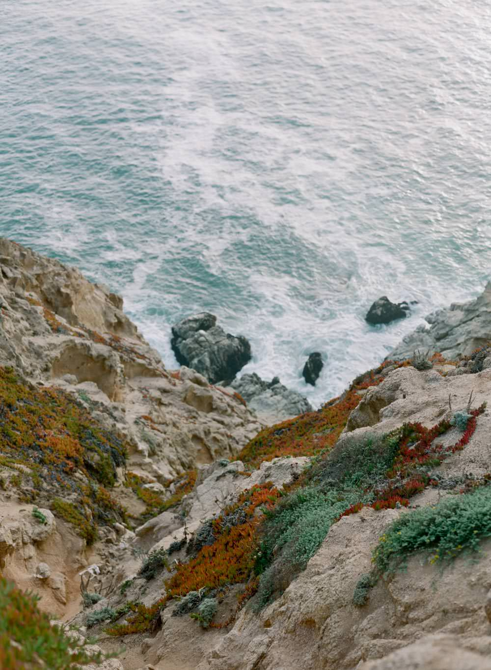 Big Sur captured on film by California Lifestyle Photographer Anna Peters