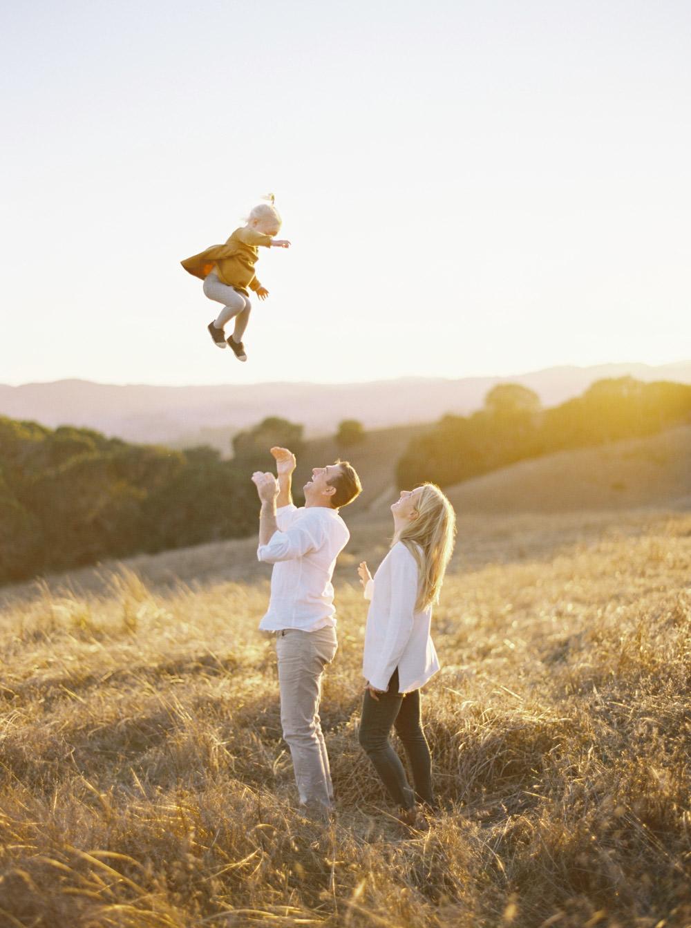 Petaluma California Family Session