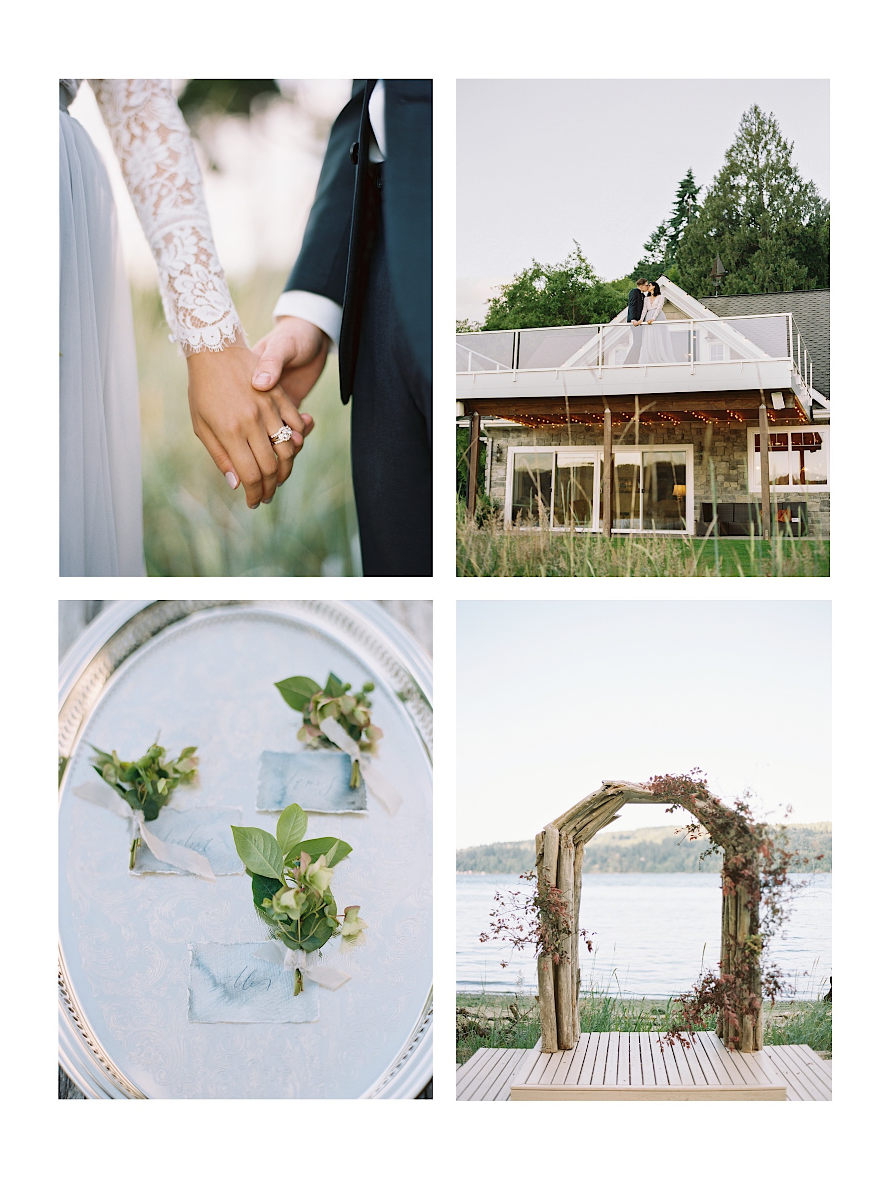 Our favorite elegant Seattle Wedding Venues, and a photographer's perspective on setting | Seattle + Destination Wedding Photogrpaher Anna Peters
